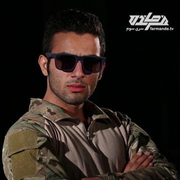 علی در مسابقه فرمانده 3