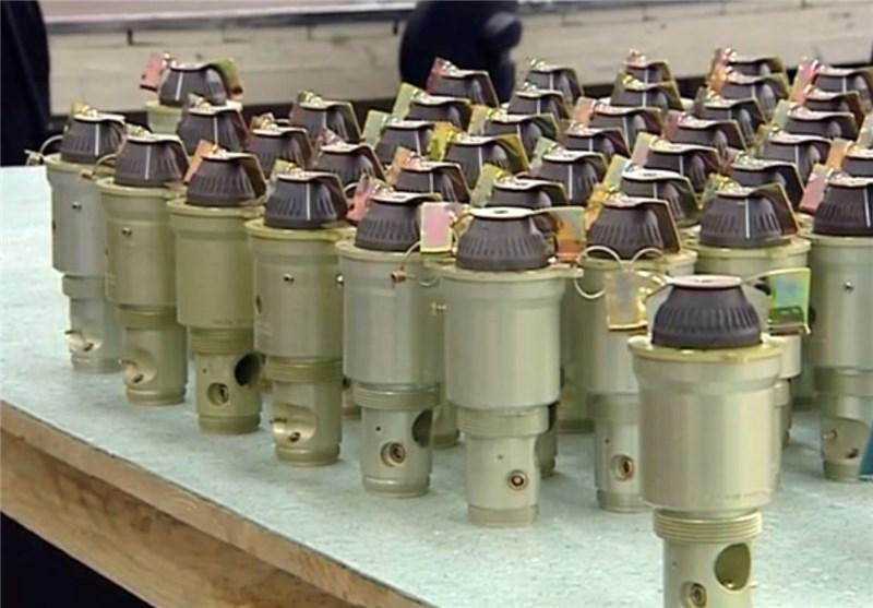 تولید فیوز راکت در ایران