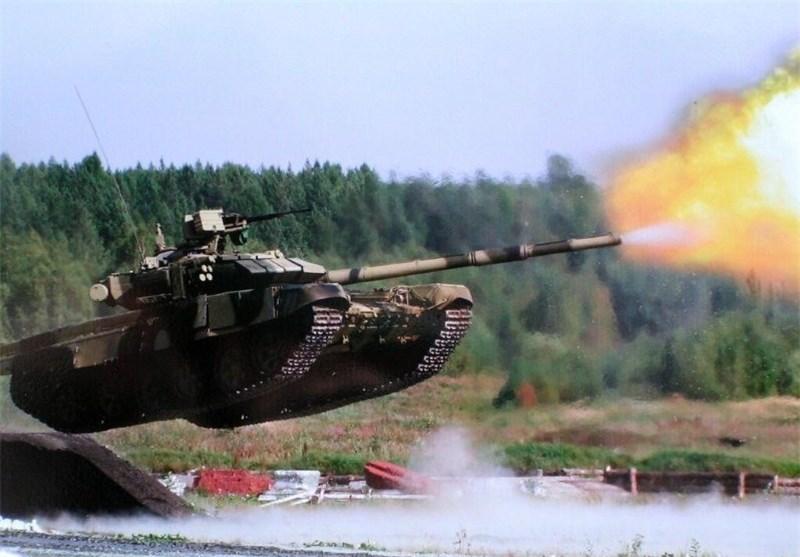 نتیجه مسابقات نظامی روسیه