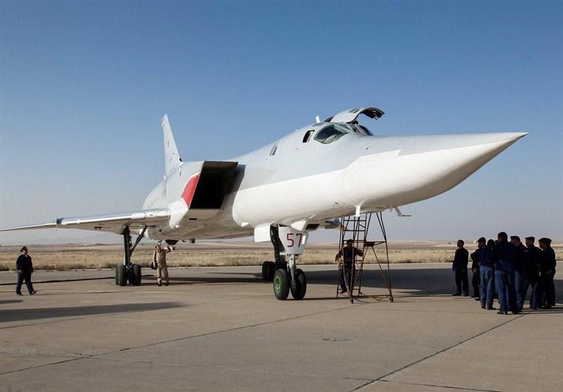جنگنده های روسی در پایگاه همدان