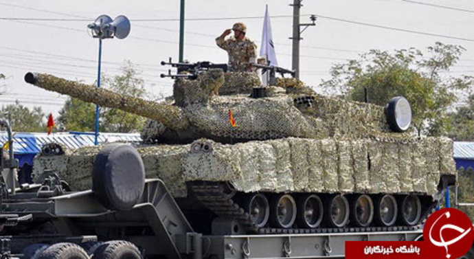 تانک عظیم کزار