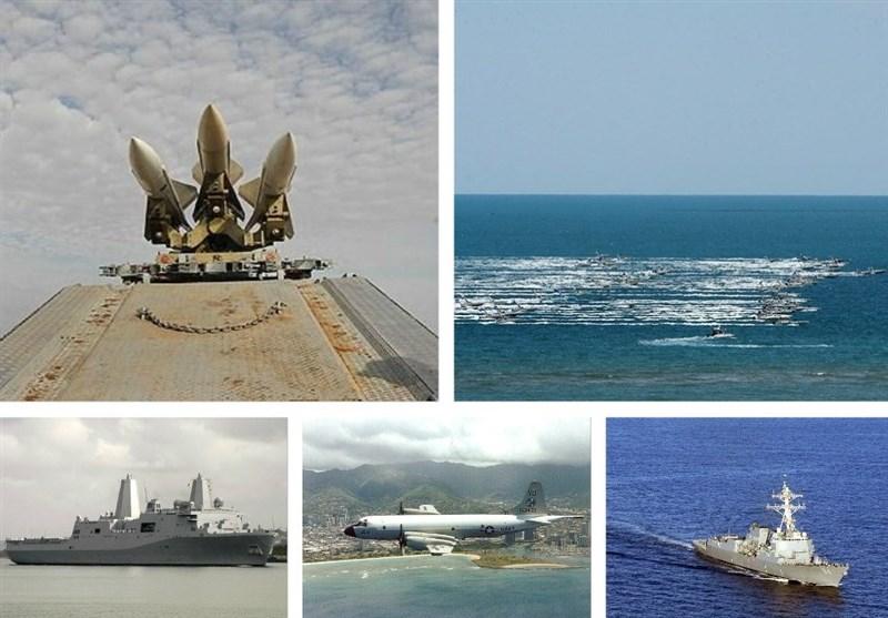 رویارویی امریکا و ایران در خلیج فارس