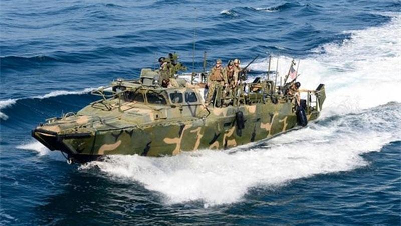 رویارویی دریایی ایران و امریکا