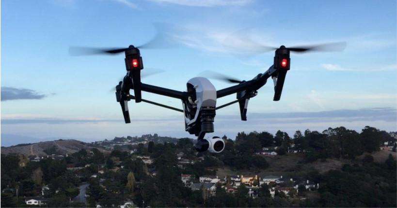 شارژ پهپادها در حین پرواز، امکان پذیر شد