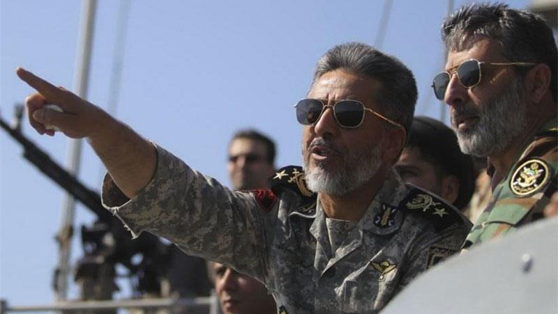 ناوگروه 43 نیروی دریایی ارتش به آب های آزاد اعزام شد
