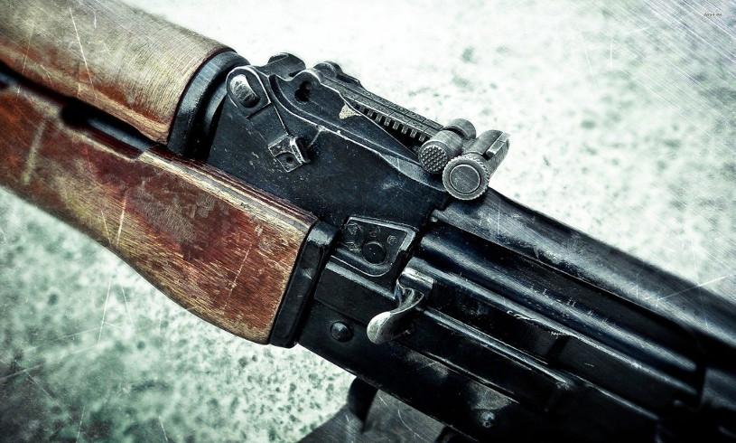 کلاشینکف و اسلحه های آن