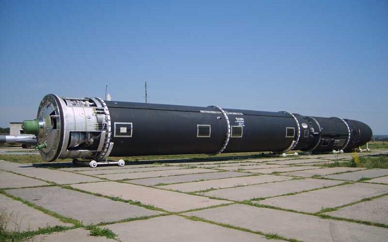 موشک سارمات روسیه