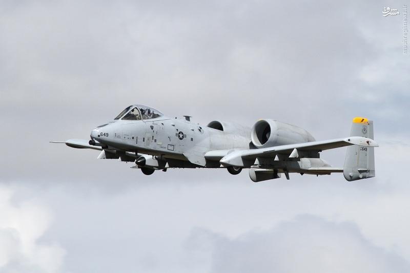 هواپیمای A-10