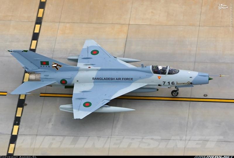 هواپیمای F-7BGI