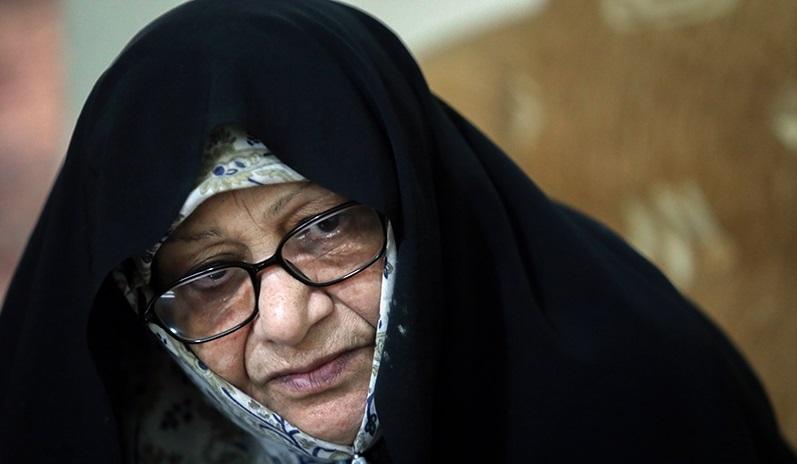 درگذشت بانو مرضیه دباغ؛ اولین فرمانده زن در سپاه پاسداران انقلاب اسلامی