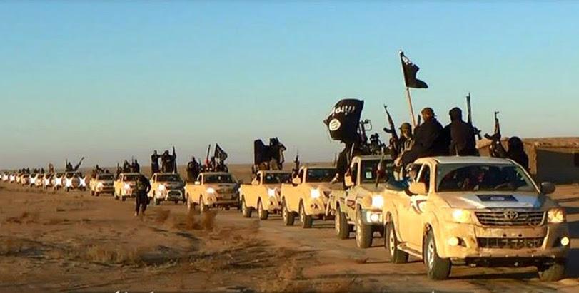 دستیابی داعش به دانش پهپاد