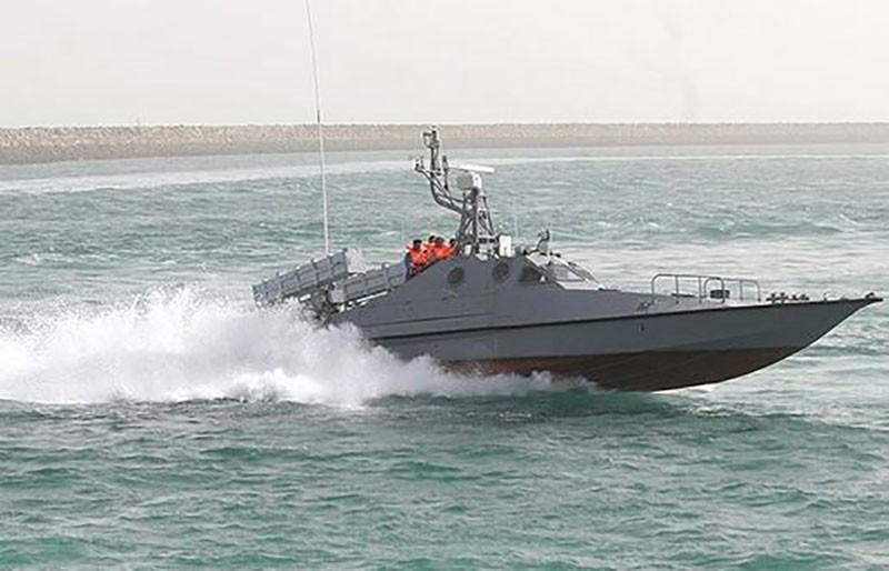 قایق های تندروی ایرانی