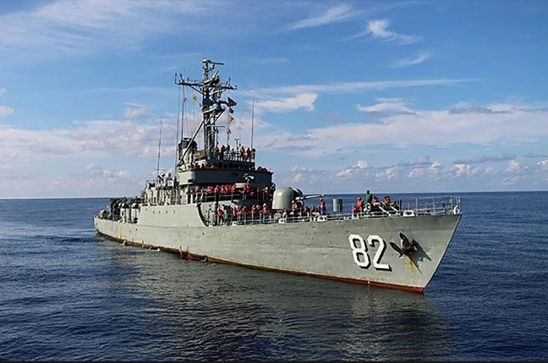 حمله دزدات دریایی به کشتی ایرانی