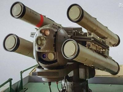سامانه ایرانی ضد زره «پیروز» به جنگ تانک های «مرکاوا» می رود