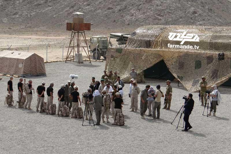 سری چهارم مستند مسابقه فرمانده در سیستان و بلوچستان