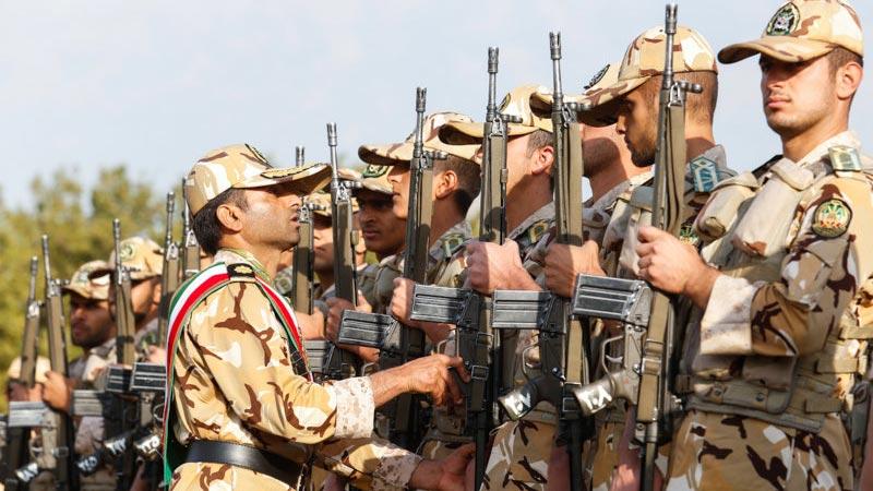 برگزاری آزمون استخدامی درجه دار و امدادگر رزم (حرفه بهداشت و درمان) ویژه نیروی زمینی ارتش