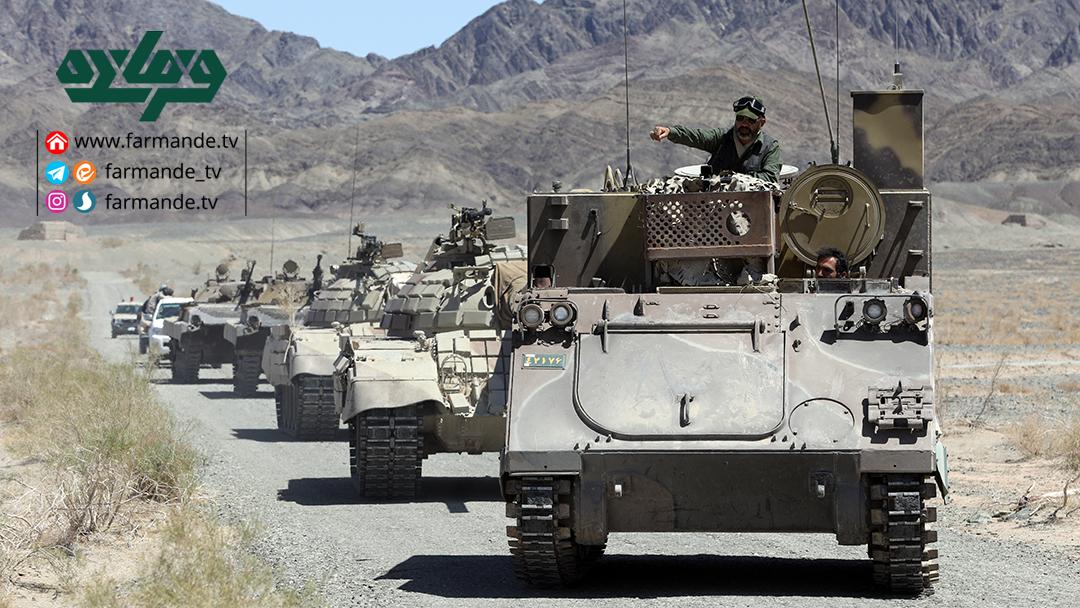 «فرمانده ۴»؛ مسابقه نظامی در جنوب شرق ایران/ یادداشت روزنامه فرهیختگان درباره مسابقه فرمانده