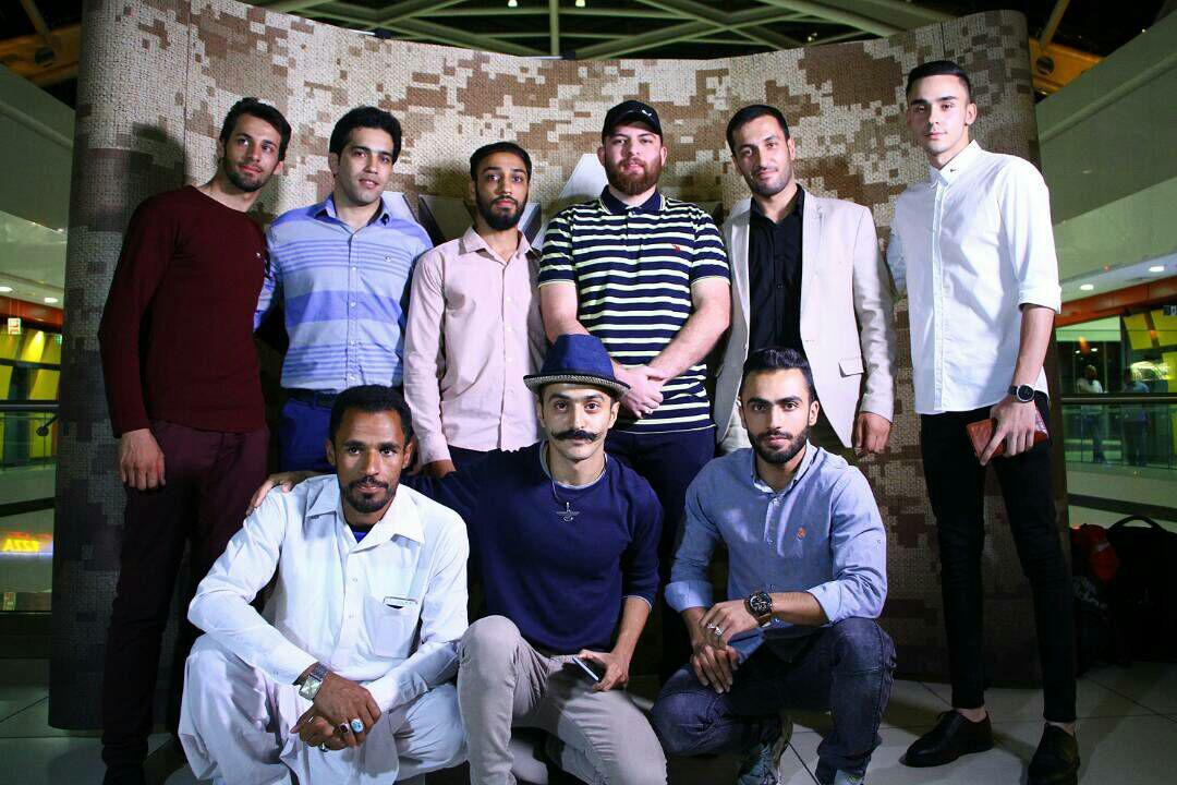 گزارش تصویری از اکران فینال فرمانده۴ در سینما کوروش