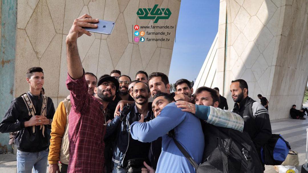 تصاویری از مرحله انتخابی فرمانده ۵ با حضور «شهاب» قهرمان فصل چهارم